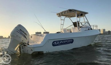 Aquasport 245 Explorer WA, 26', for sale - $34,500