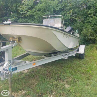 Boston Whaler 17, 17', for sale - $15,600