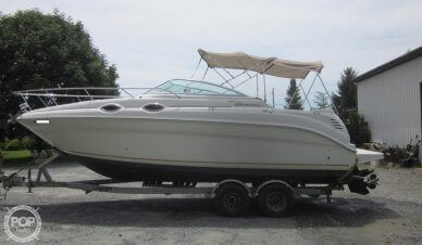 Sea Ray 260 Sundancer, 260, for sale - $23,750