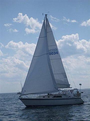 O'day 31, 31, for sale - $19,000