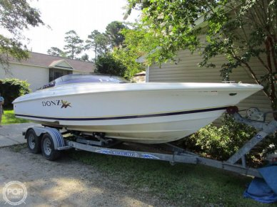 Donzi 22ZX, 22', for sale - $26,250