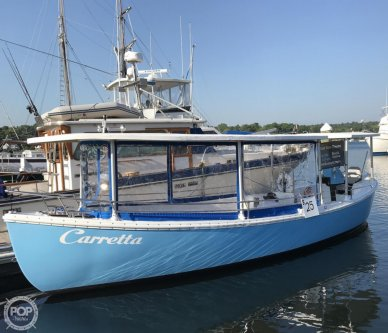 Navy Motor Whale boa 26, 26', for sale - $37,300