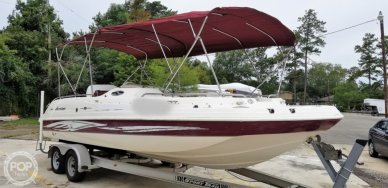 Hurricane Fundeck 232 GS, 23', for sale - $15,750