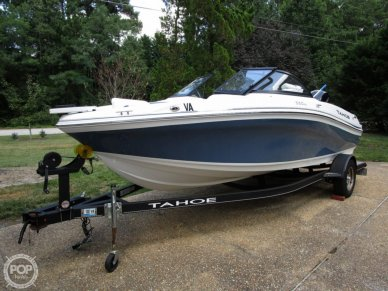 Tahoe 550 TF ski & fish, 19', for sale - $27,300