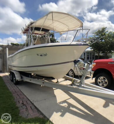 Cape Craft 2200WI, 21', for sale - $27,000