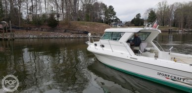 Sportcraft 272 Walkaround, 29', for sale - $33,500