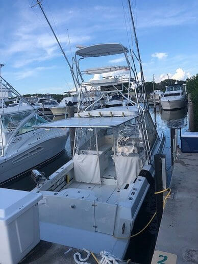 Contender 35 Side Console, 35, for sale - $75,900