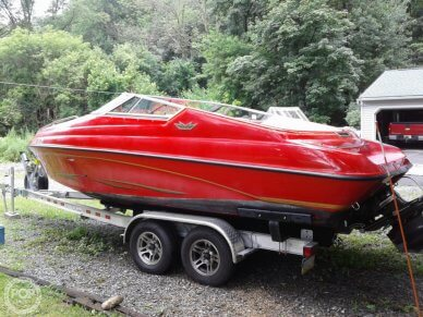 Crownline 225 CCR, 22', for sale - $14,250