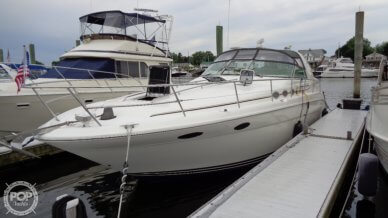 Sea Ray 370 Sundancer, 40', for sale - $69,500