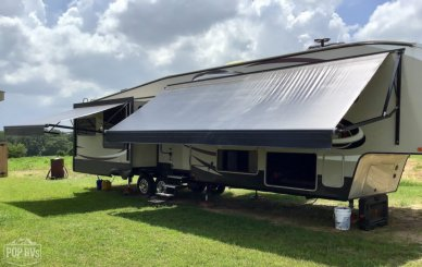 Side View With Both Awnings