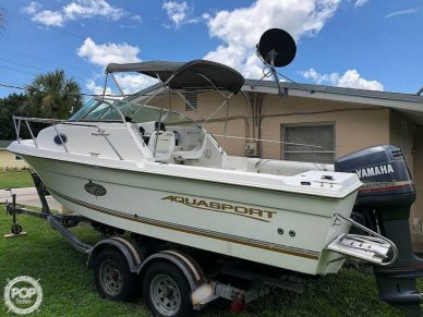 Aquasport 215 Explorer Tournament Master, 21', for sale - $13,500