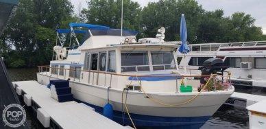 Whitcraft Coastal Cruiser, 45', for sale