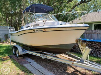 Grady-White 208 Adventure, 208, for sale - $31,000