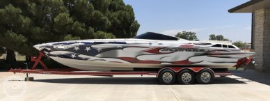 Scarab Thunder 31, 31', for sale - $47,499