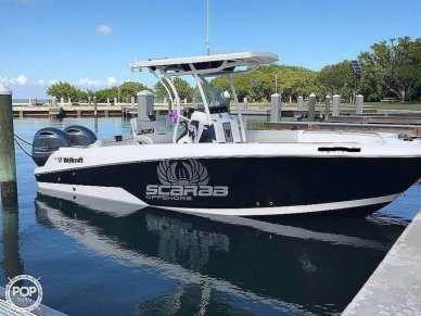 Scarab 242 Offshore Fisherman, 24', for sale - $74,900