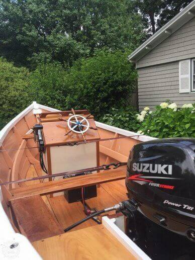 2003 Homebuilt 19' Custom Dory - #2
