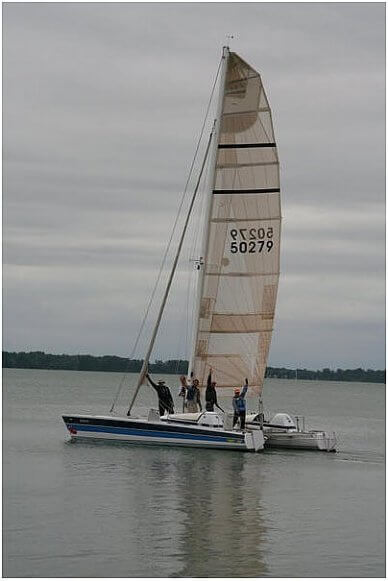 Stiletto 30', 30', for sale - $18,000