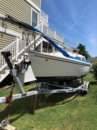 Catalina 22, 21', for sale - $9,995