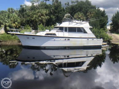 Hatteras 53 Motoryacht, 53', for sale - $75,000