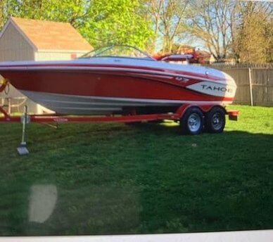 Tracker Tahoe Q7i, 20', for sale - $28,000
