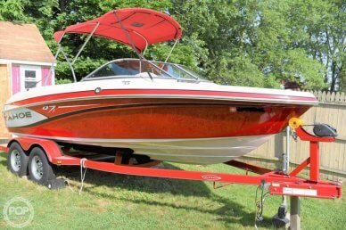 Tracker Tahoe Q7i, 20', for sale - $32,000