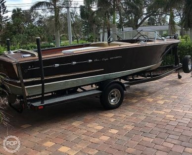 Chris-Craft Continental, 20', for sale - $26,750