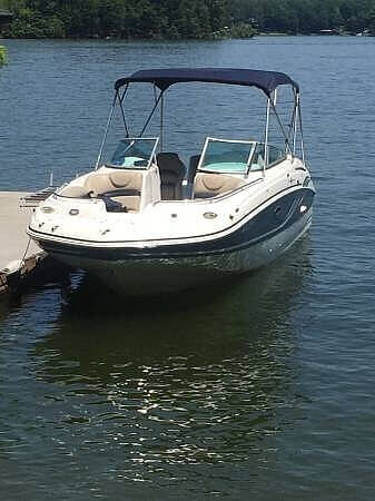 Hurricane SD 2400, 24', for sale - $49,900