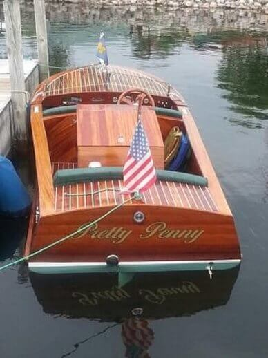 Macbay 17 Runabout, 17', for sale - $15,250