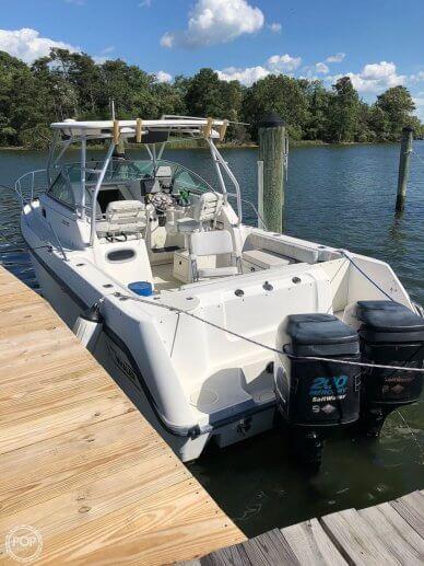 Boston Whaler Conquest 260, 260, for sale