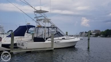 Blackfin Combi 32, 31', for sale - $44,500