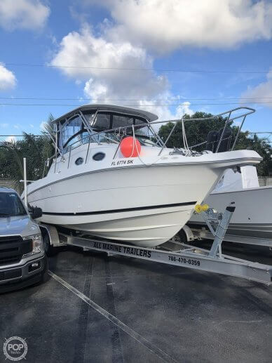 Wellcraft 270 Coastal, 28', for sale - $60,000