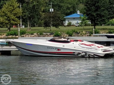 Donzi 28ZX, 28, for sale