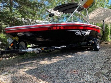 Moomba Mobius LSV, 21', for sale - $42,300