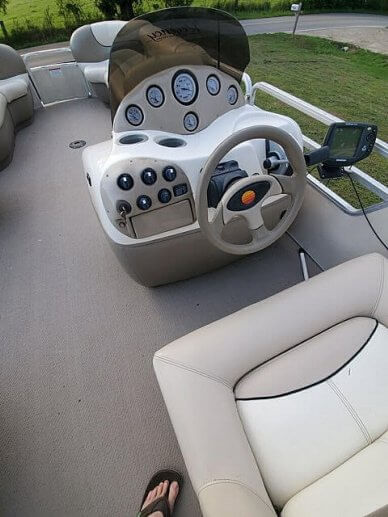 Sun Tracker 27 Party Barge, 27, for sale - $28,000