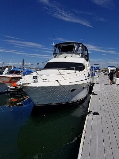 Silverton 38 Sports Bridge, 38, for sale - $179,950