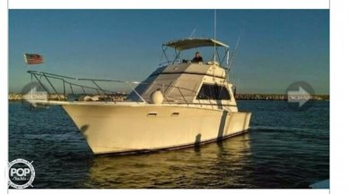 Egg Harbor 37 Convertible, 37, for sale - $38,900