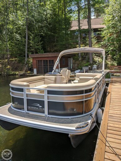 Bennington SSX 21, 21, for sale - $35,600