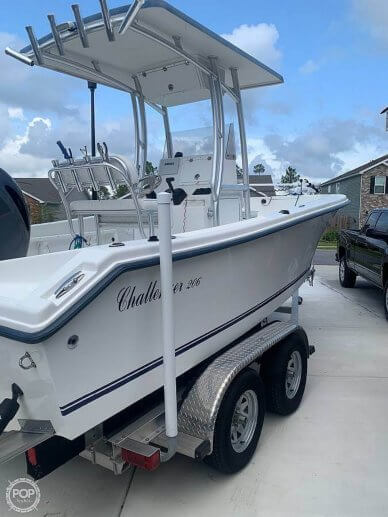 Kencraft 206 Challenger, 20', for sale - $46,700