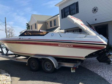 Fountain 27 Fever, 27', for sale - $24,750
