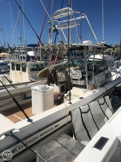 Grady-White Trophy Pro 25, 29', for sale - $65,000