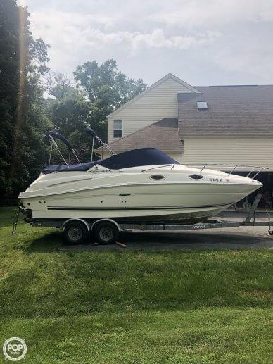 Sea Ray 240 Sundancer, 24', for sale - $32,300