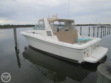 Sea Ray 33 Amberjack, 38', for sale - $57,000