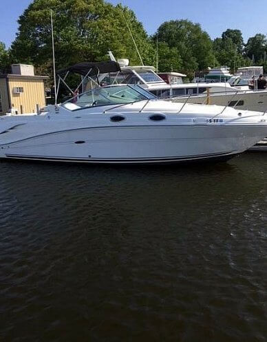 Sea Ray 270 Amberjack, 30', for sale - $49,900
