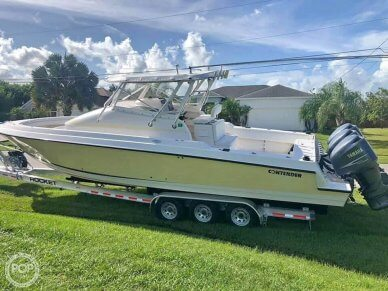 Contender Fish Around, 36', for sale