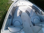 Open bow view/Bow seating