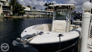 Scarab Wellcraft 270 Open Fisherman, 27', for sale - $59,000