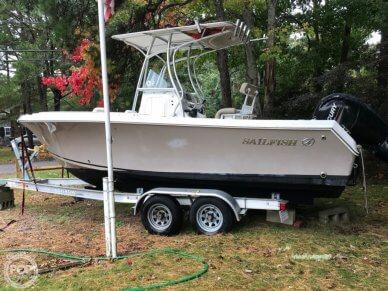Sailfish 220 CC, 220, for sale - $48,900