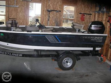 Crestliner 1750 FISH HAWK, 1750, for sale - $26,750