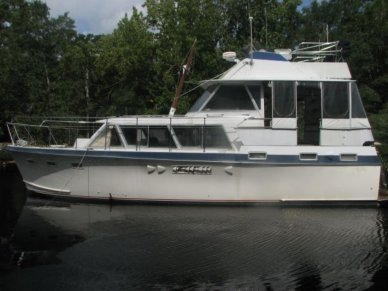 Hatteras 41 DCMY Diesel, 41', for sale - $25,000