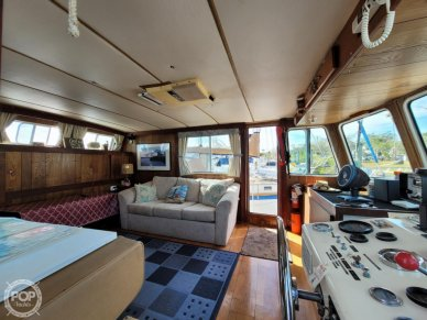 1977 Thompson 44 Trawler - #2